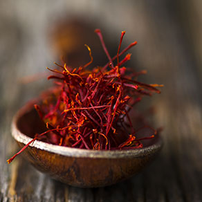 Saffron for arancini