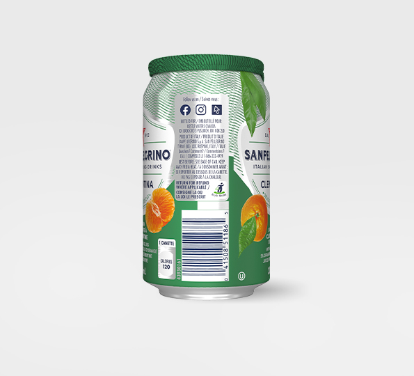 Sanpellegrino Clementina – Can Side