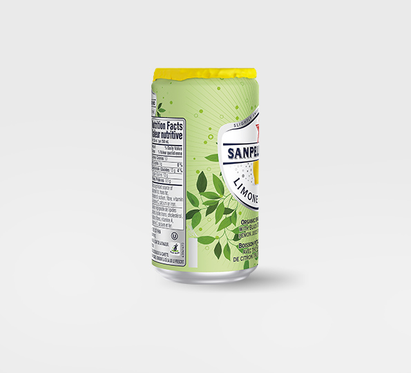 Sanpellegrino Limone +Tea – Can side