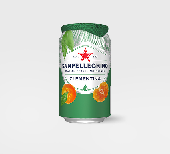 Sanpellegrino Clementina – Can Front