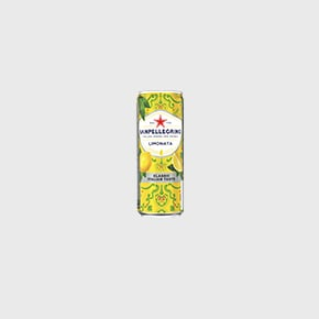 Sanpellegrino Limonata Canned Italian Lemon Drink