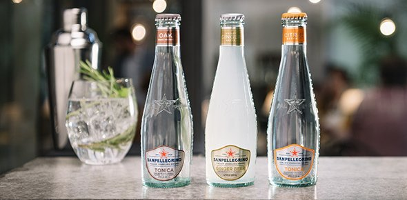 sanpellegrino cocktail mixers details