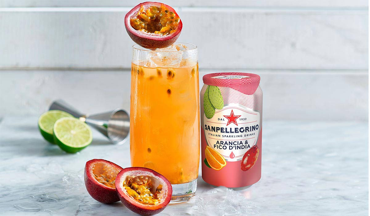 sweety sparkling water mocktail recipe details