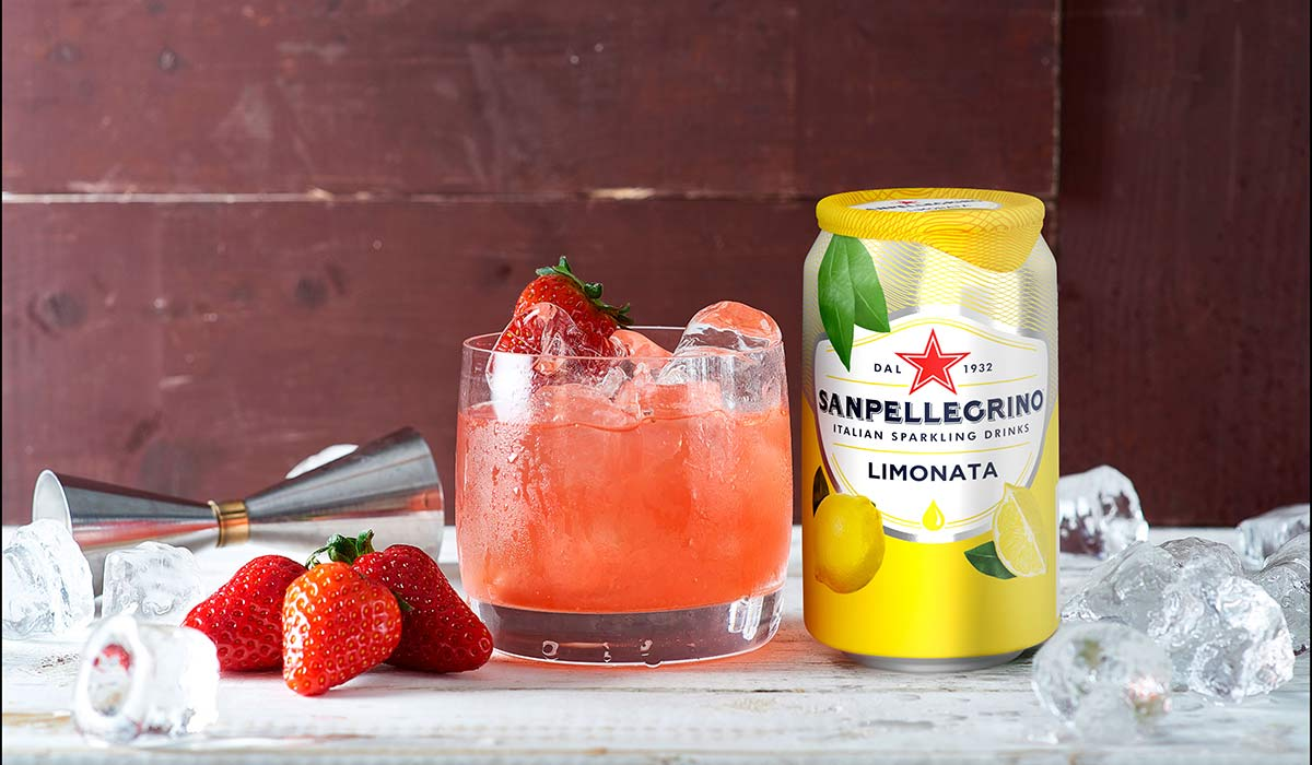 lemor mix limonata non alcoholic cocktail recipe