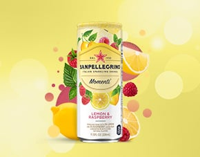 Sanpellegrino Momenti Lemon and Raspberry