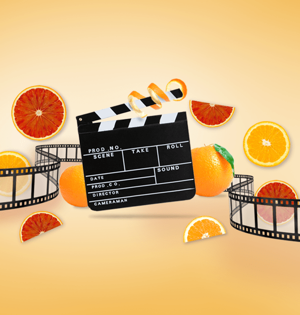 The history of citrus fruits in movies
