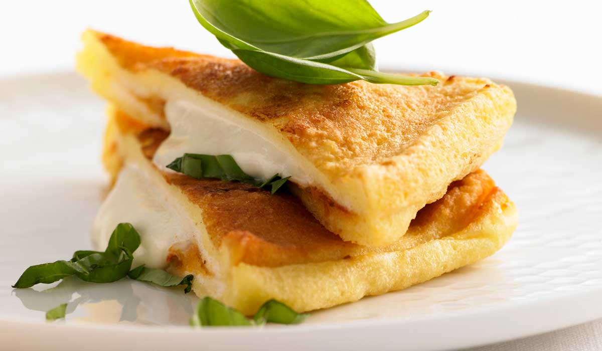 The authentic mozzarella in carrozza recipe