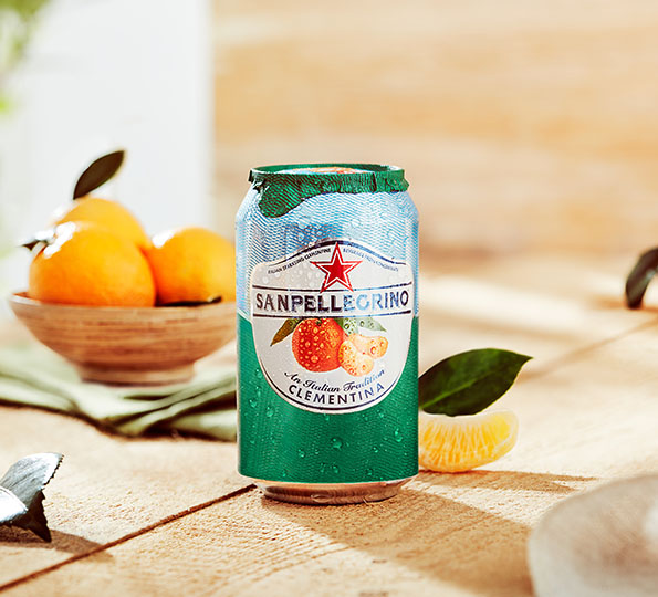 Sanpellegrino Clementina: southern Italy in a drink