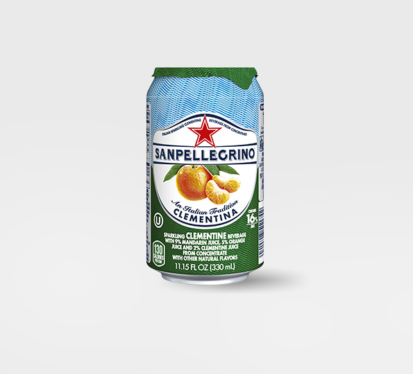 Sanpellegrino Clementina – Can back