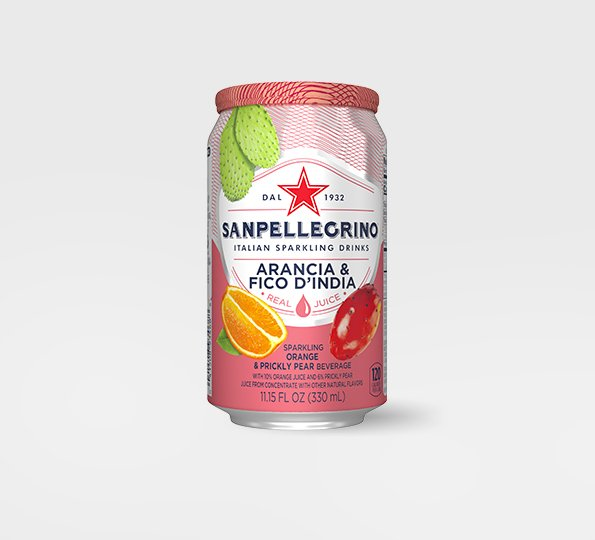 Sanpellegrino Arancia & Fico d'India – Can Back