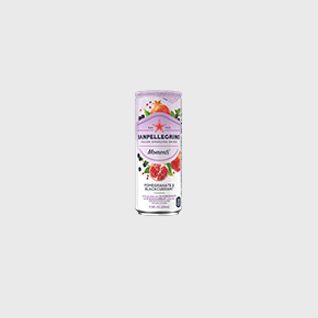 Sanpellgrino Momenti pomegranate and blackcurrant 330ml can